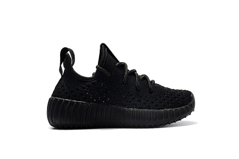 Yeezy Boost 350 V2 Kids All Black