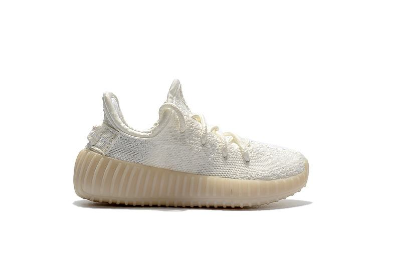 Yeezy Boost 350 V2 Kids All White